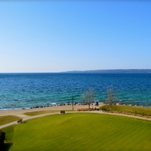 The water of Northern MI can't be beat.