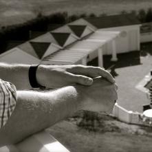 His hands.... <3