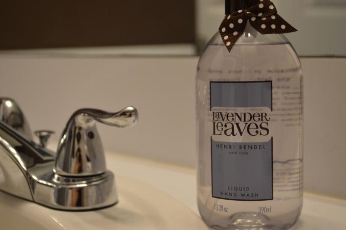 Fancy soap.