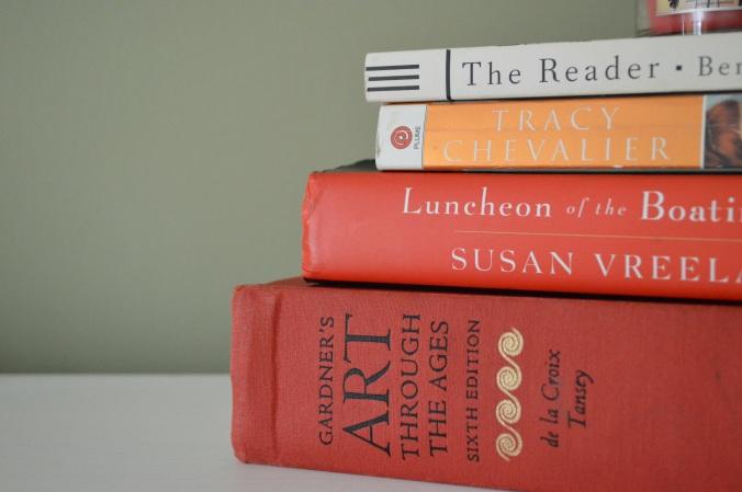 Art. Novels. Read. Love it.