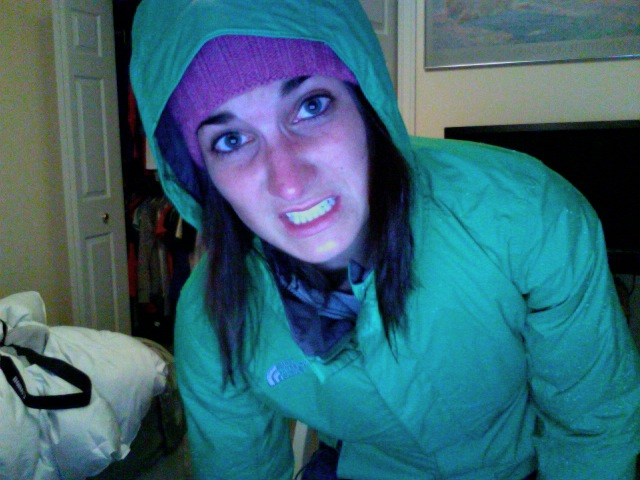 I was just stuck in the rain aka my life.