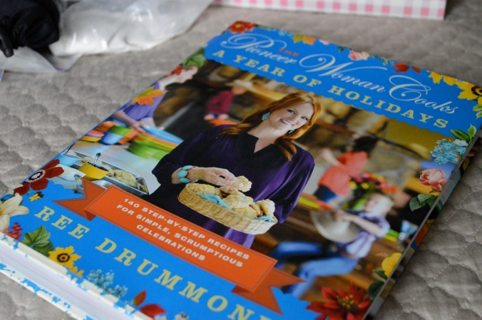 Love this cook book!