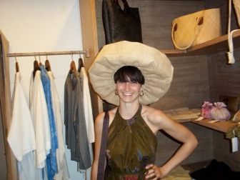First date hat? Only if we are going on a safari or you own a very large water vessel.