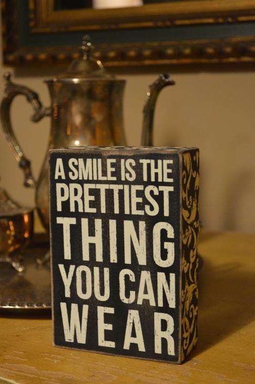 How true is that? Love it.