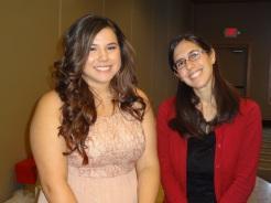Bridesmaid and Cousin Allison!