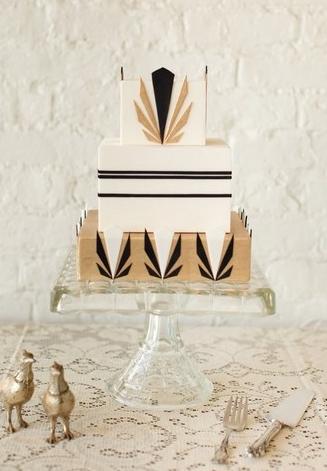 Love deco cakes!