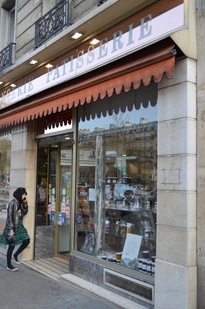 A shop!