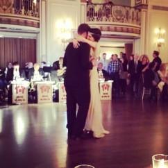 First dance!